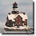 Harbour Light Big Bay Point Ornament Retired 7040