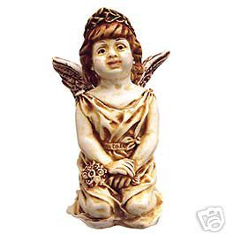 Harmony Kingdom Angel Fleur De Lis  ANFL RETIRED