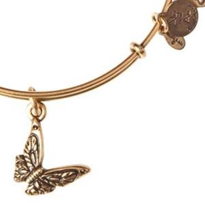 Butterfly Bangle Rafaelian Gold