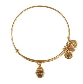 Cupcake Bangle Rafaelian Gold