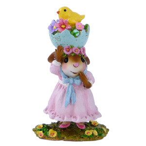 Wee Forest Folk Silly Easter Bonnet M-478
