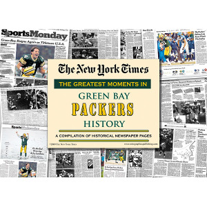 Green Bay Packers History New York Times Newspaper Compilation