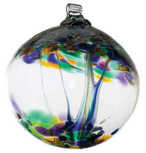 Tree of Blessings Ball Ornament OR-TREE-06-BE