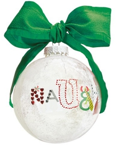 Lolita Naughty and Nice Ornament ORN10-5521N
