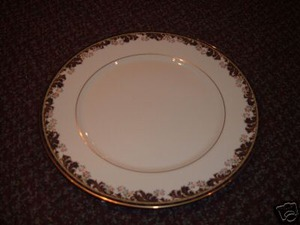 Lenox China Meadow Breeze Dinner Plate