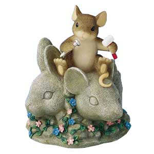 Charming Tails Mouse Rushmore Limited Edition 82115
