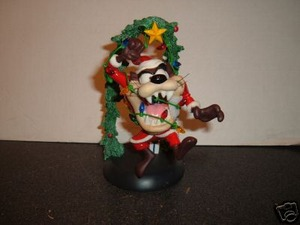 WARNER BROS All A Good Bite Tasmanian Devil Ornament