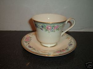 Royal Doulton Eleanor Cup and Saucer
