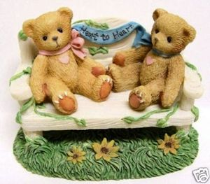 Cherished Teddies Event Heart To Heart crt240