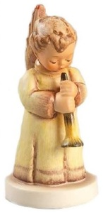 Goebel Hummel Echoes of Joy Hummel Figurine 1190