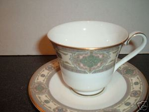 Royal Doulton Longwood Cup and Saucer