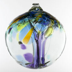 Tree of Enchantment Ball Ornament Wisdom OR-TREE-02-WD
