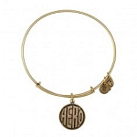 Hero Charm Bangle Rafaelian Gold