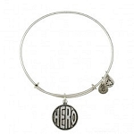 Hero Charm Bangle Rafaelian Silver