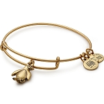 Penguin Charm Bangle Rafaelian Gold