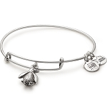 Penguin Charm Bangle Rafaelian Silver