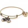 Bike Charm Bangle Rafaelian Gold