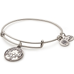 Power of Unity Charm Bangle Rafaelian Silver
