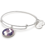 Bright Future Charm Bangle Shiny Silver