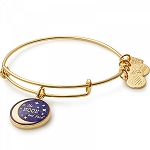 Stellar Love Charm Bangle Shiny Gold
