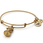 The Knight Charm Bangle Rafaelian Gold
