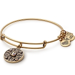 Wings of Change Charm Bangle Rafaelian Gold