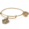 Queen Bee Charm Bangle Rafaelian Gold