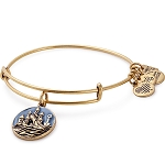 Sand Castle Charm Bangle Rafaelian Gold