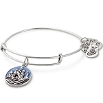 Sand Castle Charm Bangle Rafaelian Silver