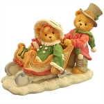 Cherished Teddies Lindsey and Lyndon 141178A