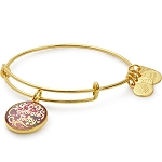 Celebrate Today Charm Bangle Shiny Gold