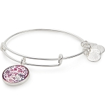 Celebrate Today Charm Bangle Shiny Silver
