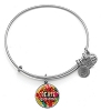 Peace of Mind Charm Bangle Rafaelian Silver