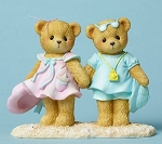 Cherished Teddies Marilyn and Gary ct1502