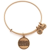 Cleveland Browns Logo Charm Bangle Rafaelian Gold