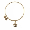 French Royalty Bangle Russisan Gold