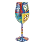 40 Is The New 30 Wine Glass GLS11-5534C
