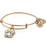 Prints of Love Charm Bangle Rafaelian Gold