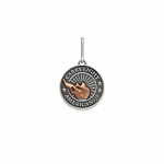 Liberty Copper Carry Light Necklace Charm Small