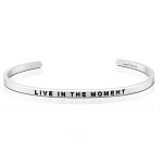 Live In The Moment Silver