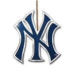 New York Yankees Logo Ornament  MLBNYY160