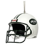 New York Jets Helmet Ornament 3