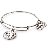 New Beginnings Charm Bangle Rafaelian Silver