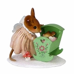 Wee Forest Folk Lullaby Angel SA-1