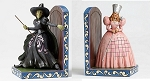 Wizard of Oz Wicked and Glenda Witch Bookends 4051363