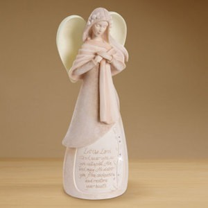 Foundations Healing Angel 4014305 9 1/2""
