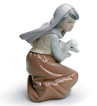 Nativity Lost Lamb 5484