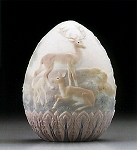 Lladro 1996 Limited Edition Egg 7550