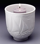 Sailing The Seas Votive