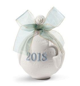 2018 Annual Christmas Ball Ornament 18434